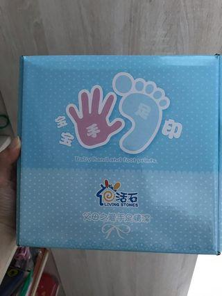 Baby Hand and Foot prints