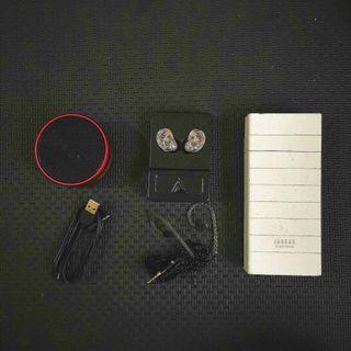 Powerbank + In-Ear Monitor Earphones + Bluetooth Speakers bundle