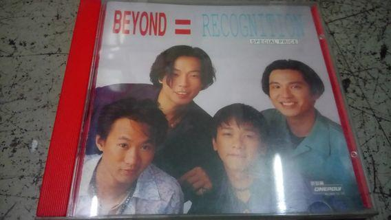 Beyond = Recognition CD