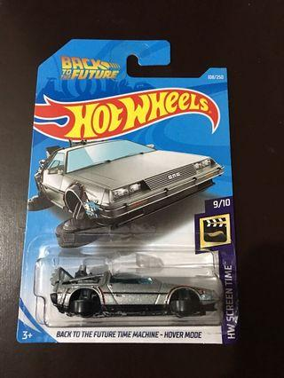 Hot Wheels Back To The Future Hover Mode