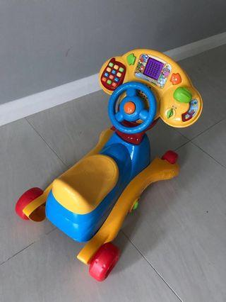 Vtech Grow and Go ride on