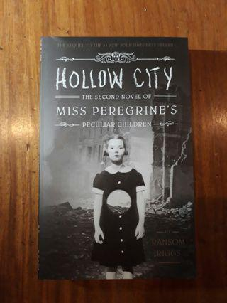 [NEW] Hollow City: The Second Novel of Miss Peregrine's Peculiar Children by Ransom Riggs