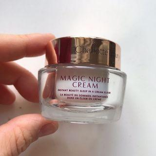 Charlotte Tilbury Magic Night Cream 瑞士製 CT 晚霜15ml