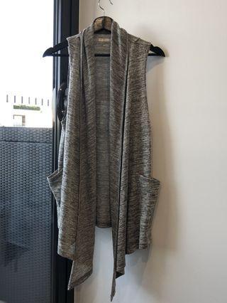 Forever21 Grey Vest