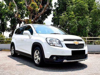 Chevrolet Orlando 1.4 Auto Turbo LS
