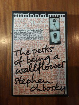 [PRE-LOVED] Perks of Being a Wallflower by Stephen Chbosky