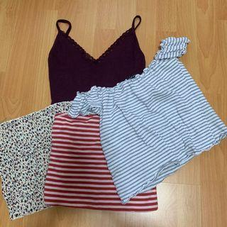 WTS BRANDY MELVILLE TOPS