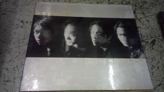 Beyond best of millennium CD