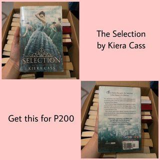 the selection series | Books | Carousell Philippines