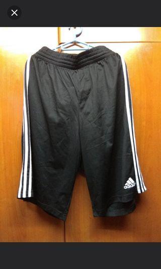 Adidas 籃球波褲 XL