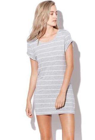 Pare basic T-shirt dress