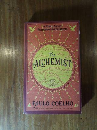 [PRE-LOVED] The Alchemist by Paulo Coelho