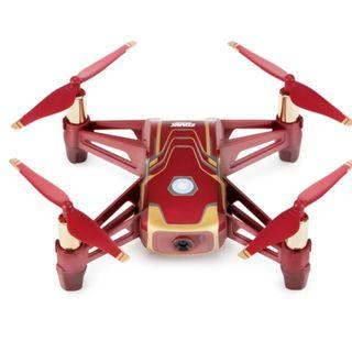 Limited Dji TELLO Iron Man Great Gift For Kids or Collection