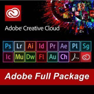 Adobe Master Collection CC 2019 46 Softwares
