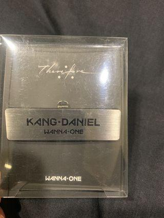 Kang daniel name tag official merchandise therefore