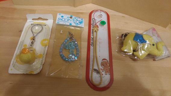 🚚 包包吊飾&鑰匙圈