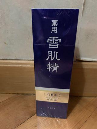 雪肌精 化妝水 360 ml