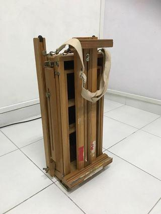 Travelling Easel