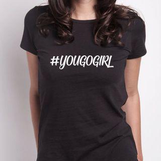 #YOUGOGIRL Top