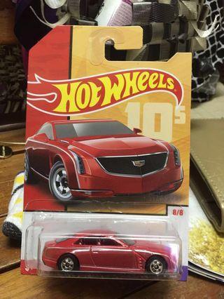 Hotwheels Cadillac Elmiraj