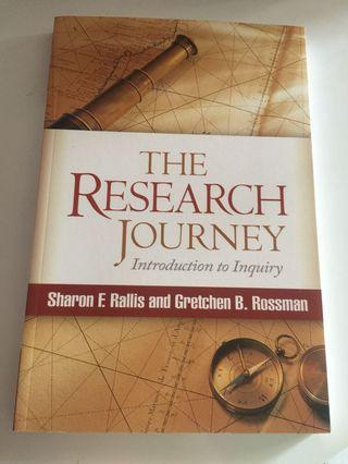 🚚 The Research Journey: Introduction to Inquiry