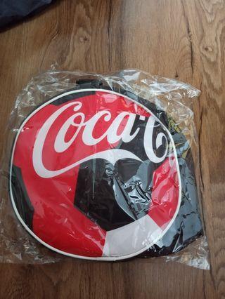 🚚 Coca cola coke sports bag bnib