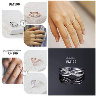 Cincin Murah simple Design