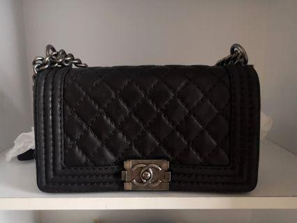 🚚 Fast deal $3850! Authentic Chanel Boy