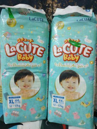 Murah Sales Le Cute Baby Diapers (Made in Japan)