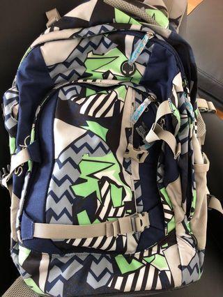 Backpack- McNeill ergonomic Satch