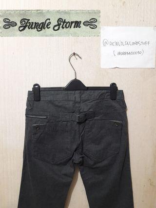 "JUNGLE STORM "" Vintage "" CHINO LongPANTS"