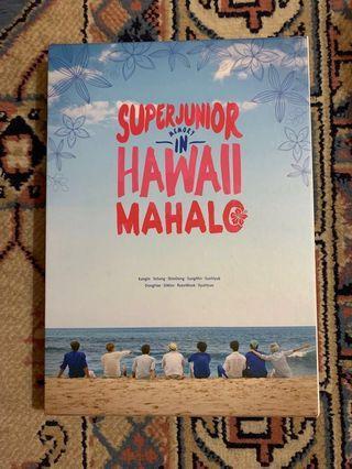 Super Junior Memory in Hawaii Mahalo