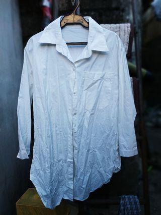 White Long Sleeves