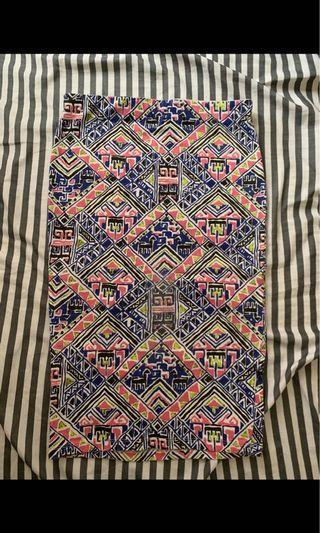 Pull & Bear 裙,53cm 長,橡筋腰,26碼,S碼,95%new ,有彈性,好舒服