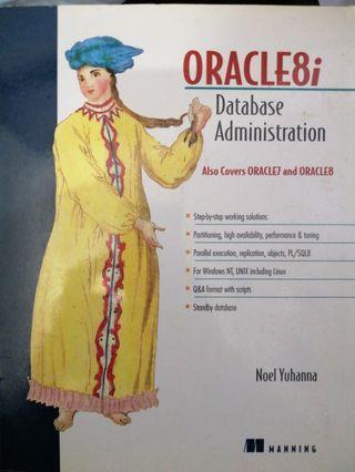 Oracle8i Database Administration