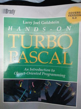 Hands-on Turbo Pascal