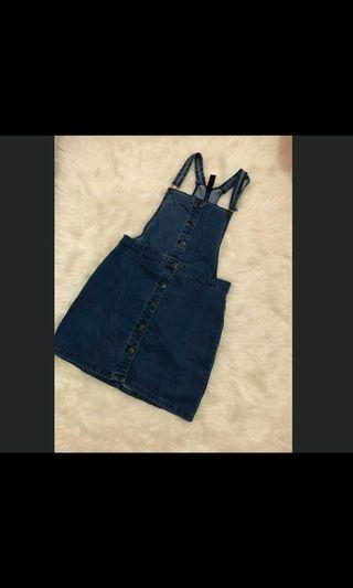 Overall jeans factorie