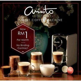 Arissto RM 1 Coffee Maker