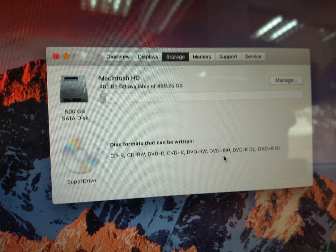"""17"""" MacBook pro i5 2.53ghz 4gb 500gb hdd"""