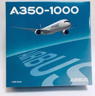 ✈️ Official Airbus A350-1000 1/400 model 正版法國空中巴士A350-1000 飛機模型 (1:400)