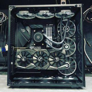 (Build to order!!!)custom DIY desktop pc service(gaming/graphic working station/office)