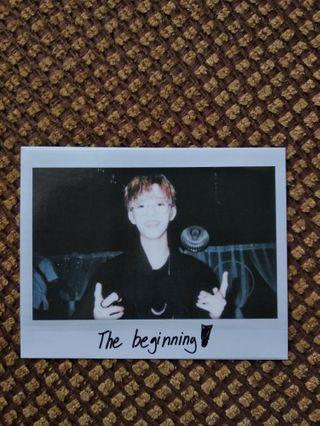WTT/WTS Day6 Jae Sunrise Polaroid