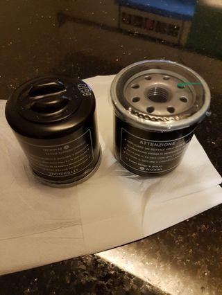 Modern vespa oil filter original