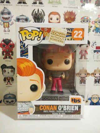 🚚 Funko Pop Conan Without Borders Kpop Costume Exclusive Vinyl Figure Collectible Toy Gift Conan O'brien #mrtpunggol