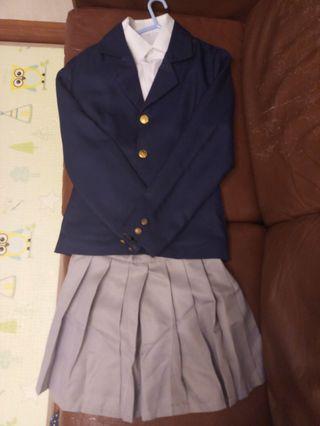 女裝 短裙 裇衫 外套