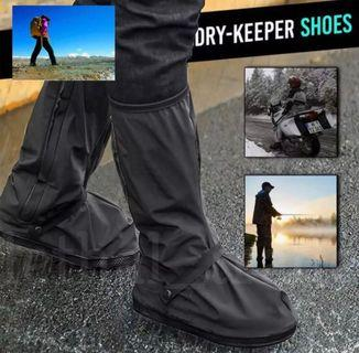 Waterproof shoecover for all motorbikes cyclist escooter 👍🛴🚲🛵🌦