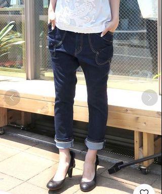Mercibeaucoup 牛仔褲