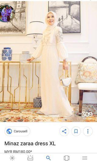 Zaraa dress minaz