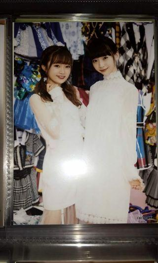 AKB48 55th 中井莉加 荻野由佳 NGT48