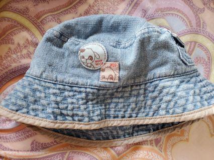 嬰兒魚夫帽